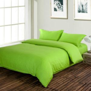 Едноцветно спално бельо