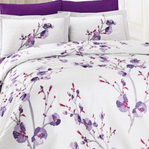 Спално бельо памук сатен